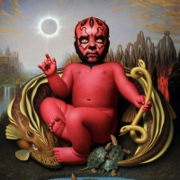 "Dawn of Maul 2009 23 x 19"" oil on linen"